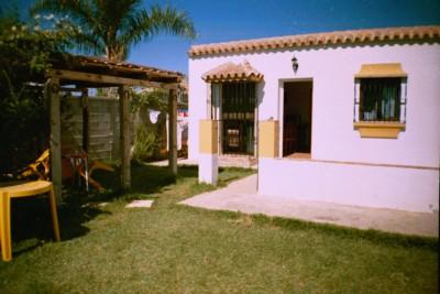 alquiler casa rural en playa caos de meca zahora costa de la luz cadiz andalucia espaa cerca de barbate conil vejer